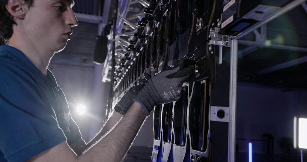 Torna l'Accademia del Ledwall, un corso di formazione e aggiornamento per tecnici montatori di Schermi Led