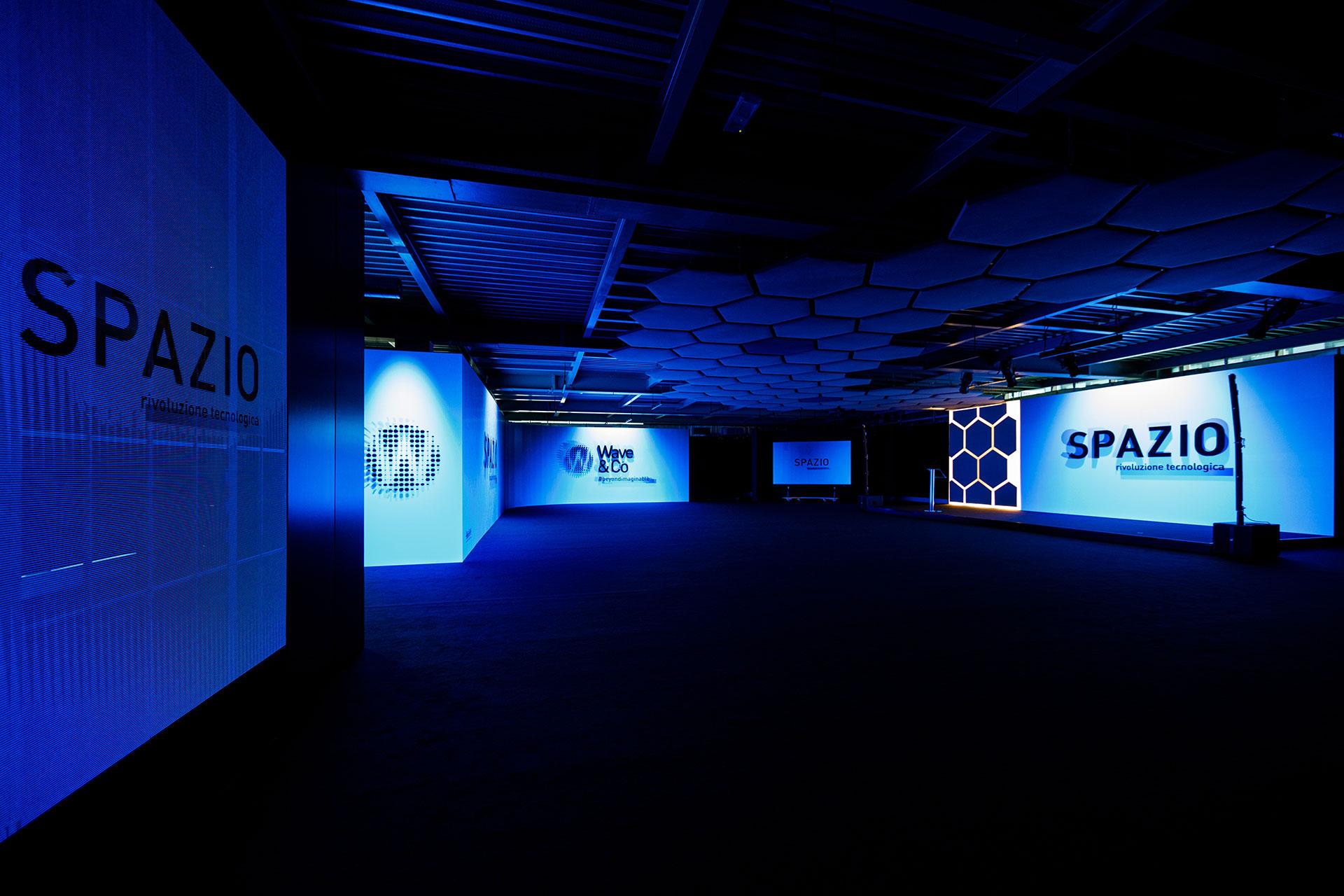SPAZIO, ipertecnologico showroom a Milano, la nuova casa di Wave&Co