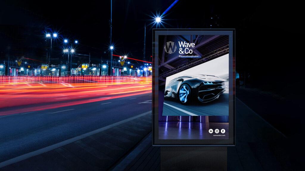 Wave&Co e i 6 consigli per una strategia di Digital Signage perfetta e smart