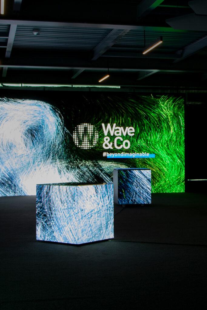 SPAZIO location per eventi tecnologici a Milano in via Tortona 27