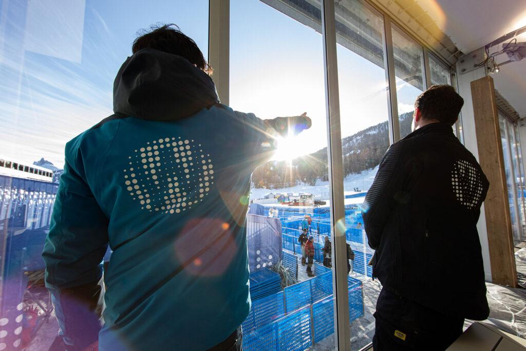 Wave&Co ai Mondiali di Sci Cortina 2021