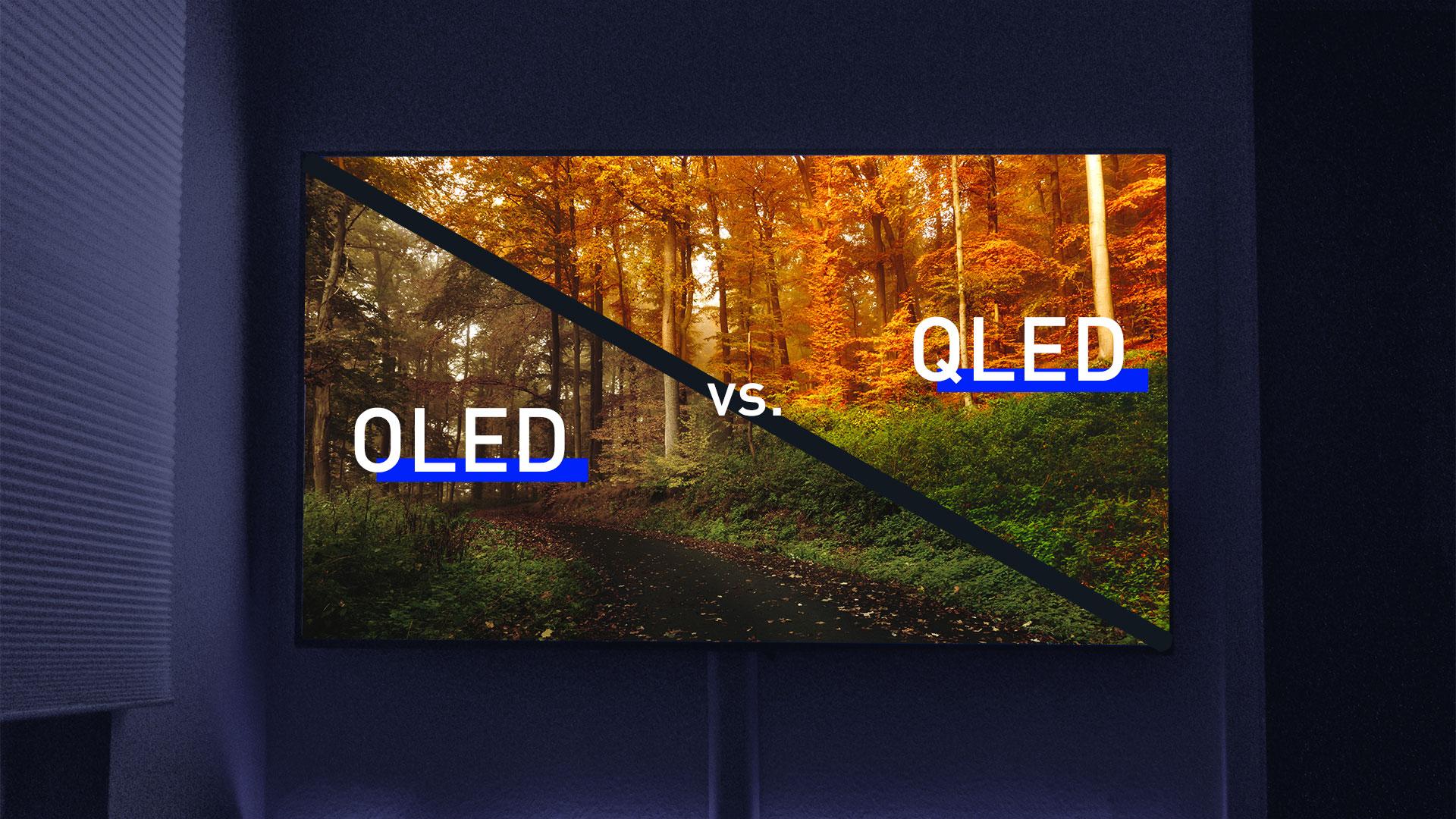 Oled vs Qled, definizioni e differenze