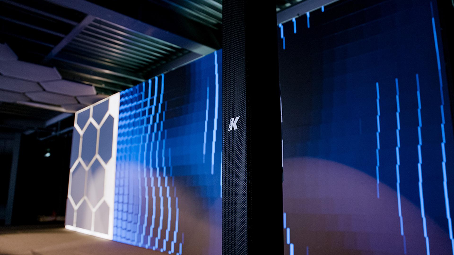 K-array partner di Wave&Co per la realizzazione del sistema di diffusione audio di SPAZIO