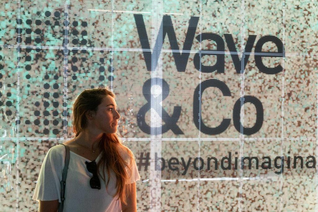 Sofia Goggia e Wave&Co