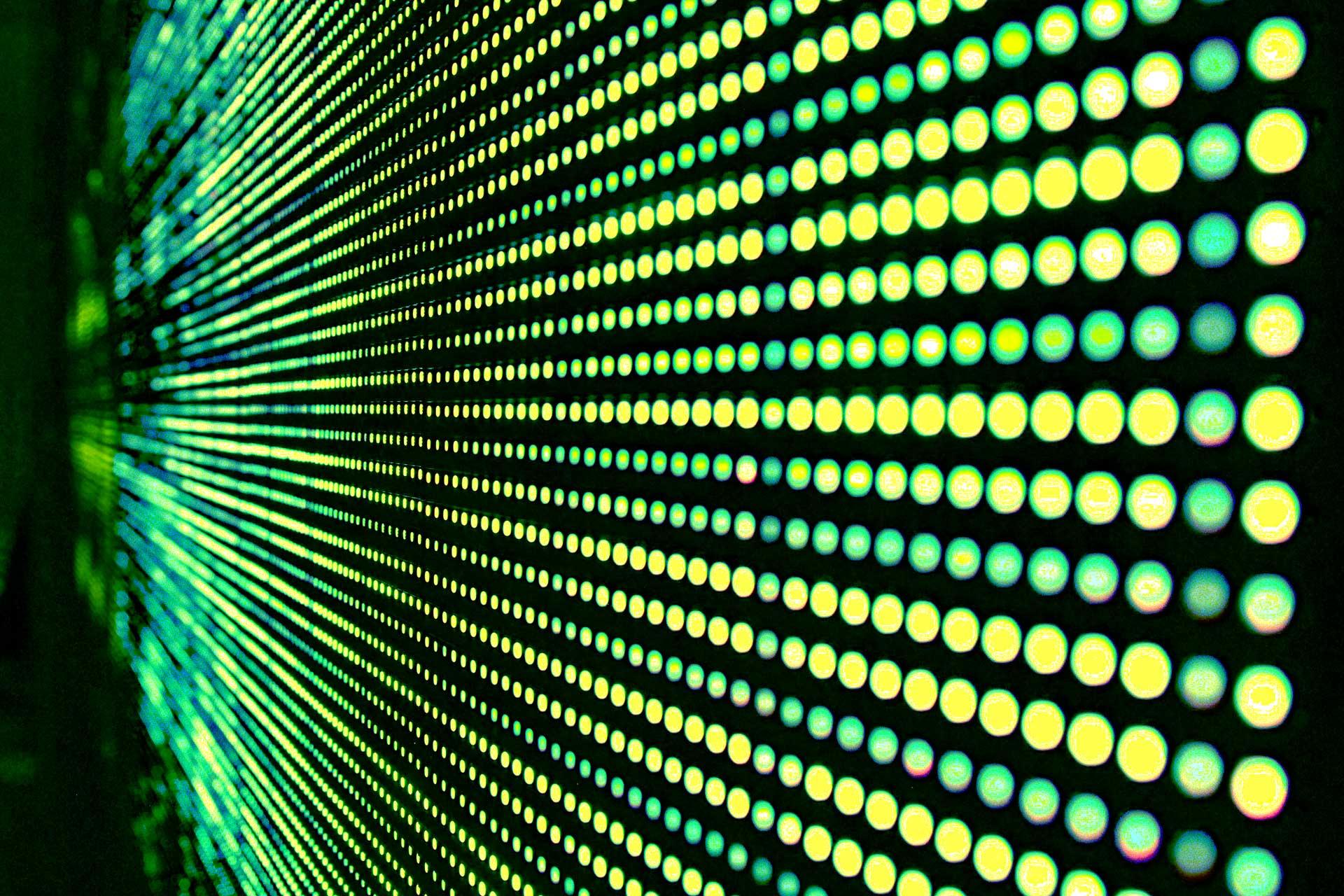 La tecnologia LED è la scelta più sostenibile dal punto di vista dei consumi energetici