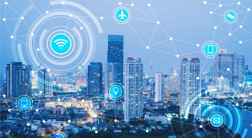 Smart Digital Signage per Smart Cities